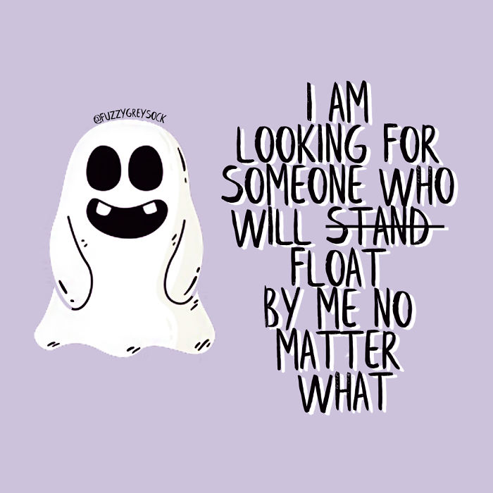 The Need To Accept And Understand Ghosts