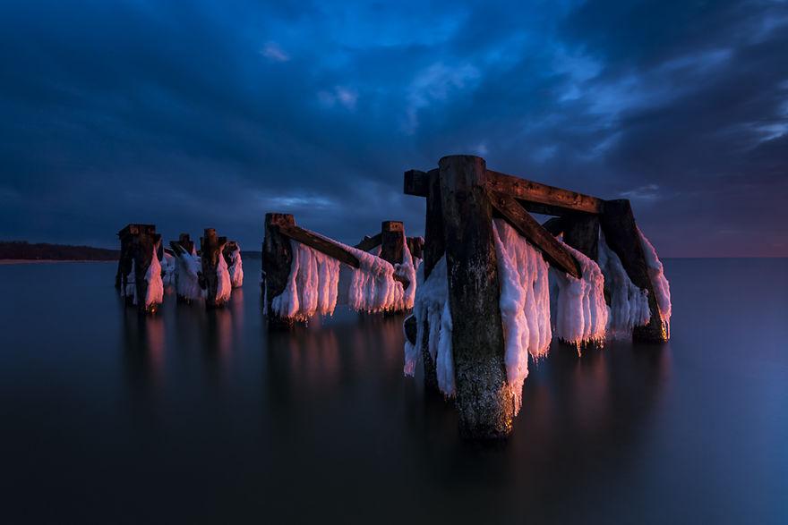 Baltık Denizi'nin Fotoğrafını Çekmek İçin 10 Yıl Harcadım