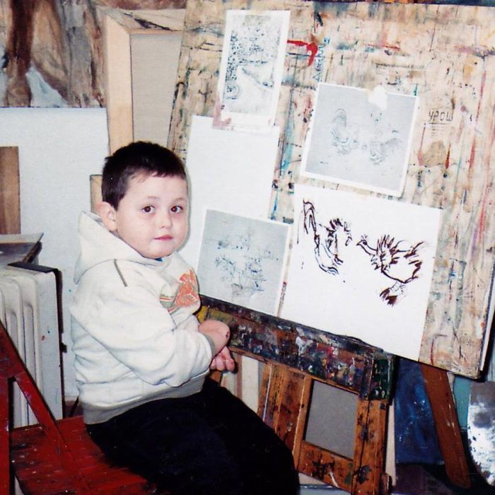 I've Known I Wanted To Be An Artist Since I Was 2, Here Is What I've Drawn By Age 16