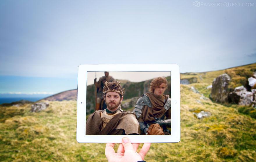King Renly And Ser Loras: Murlough Bay, Northern Ireland