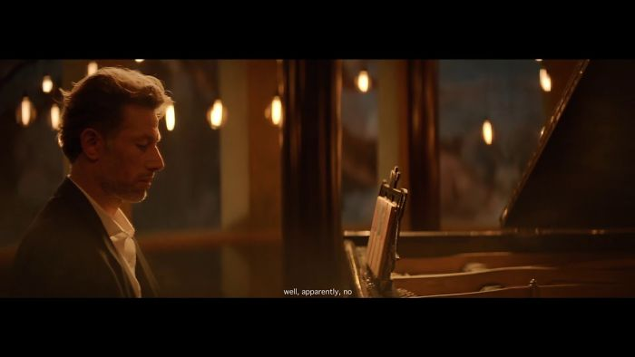 The Irony Over Chocolate Ads Cliches In New Roshen Advert From Bart&fink
