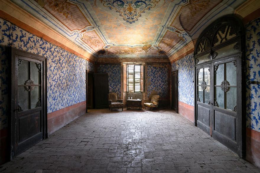 Duvarlardaki Detaylar