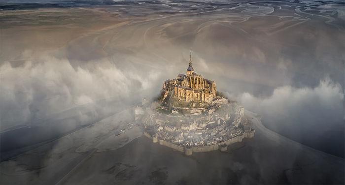 """""""Monte Saint Michel"""", gran premio"""