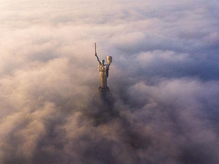 """""""Monumentos de Kiev"""", premio popular"""