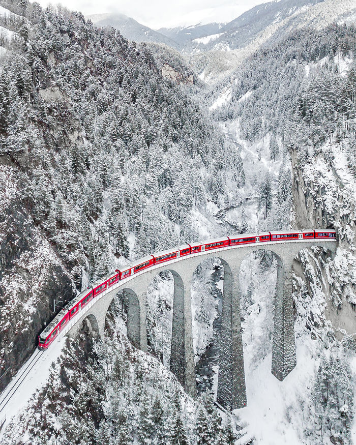 """""""Tren Rojo"""", Premio Popular"""