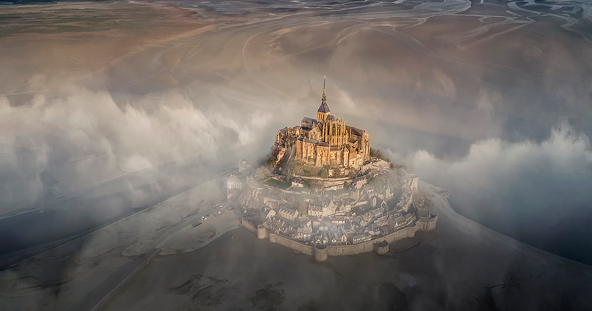 25 Of The World's Best Drone Photos Of 2018