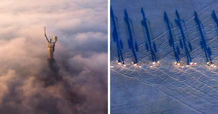 The 25 Winners Of The 2018 Drone Photo Contest Have Been Announced, And Their Images Are Breathtaking