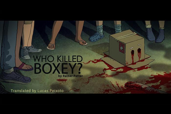 [webcomic] Who Killed Boxey? Pt.01