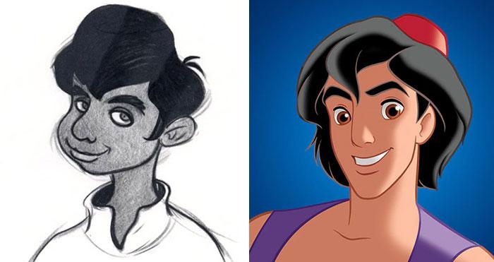 Aladdin In Aladdin (1992)