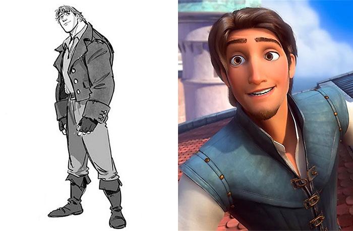 Flynn Rider In Rapunzel (2010)
