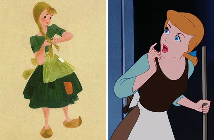 Cinderella In Cinderella (1950)