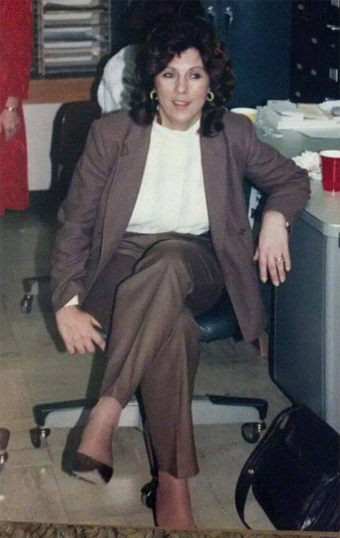 Mi madre era detective de homicidios en los 80