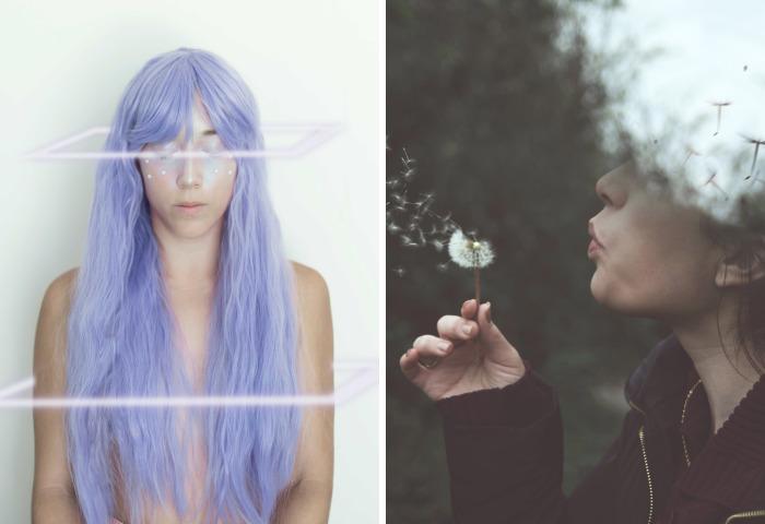 I Create Fantasy Portraits Of My Friends