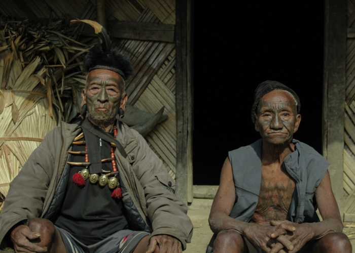 The Last Living Headhunters From Nagaland In Northeast India