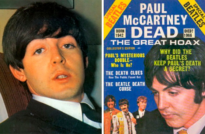 Paul Mccartney Was Replaced