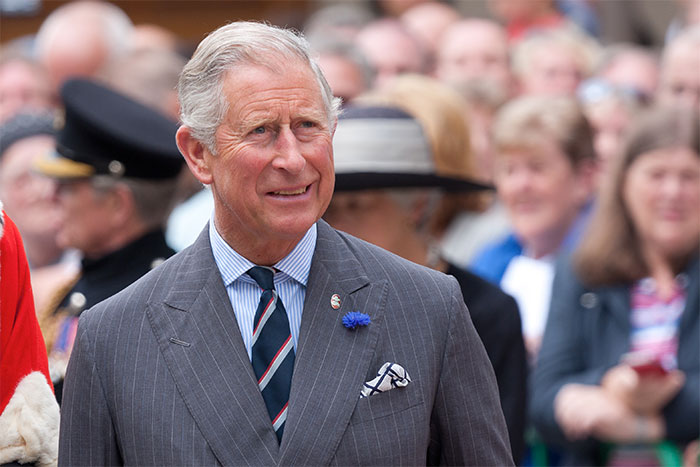Prince Charles Is A Vampire
