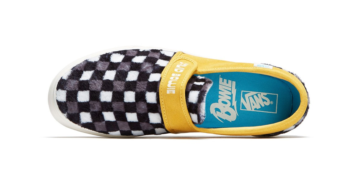 Vans Is Launching A David Bowie