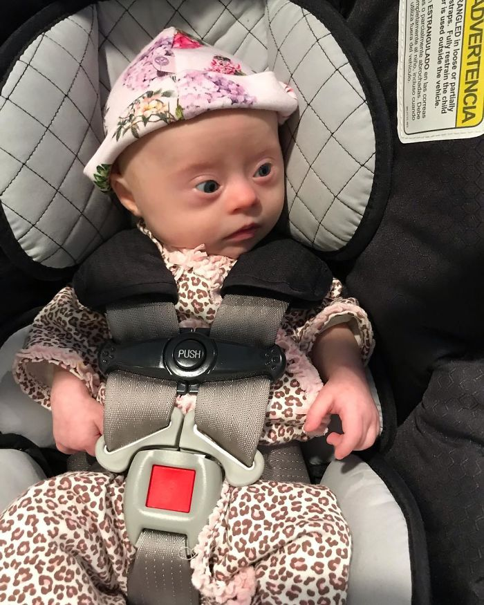 Mom Shares Honest 'Review' Of Her Baby With Down Syndrome