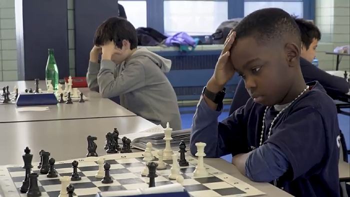 8 Year-Old Homeless Refugee From Nigeria Wins Chess Championship In New York, And His Life Changes Completely
