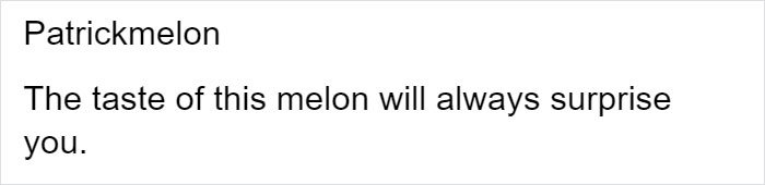 Someone Posts Pic Of Rare 'Moonmelon', But People Already