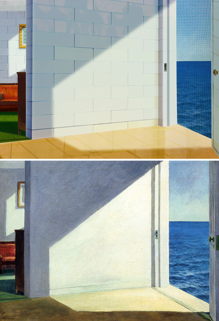 Edward Hopper's Rooms By The Sea