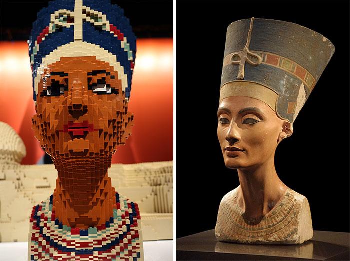 Thutmose's Nefertiti Bust