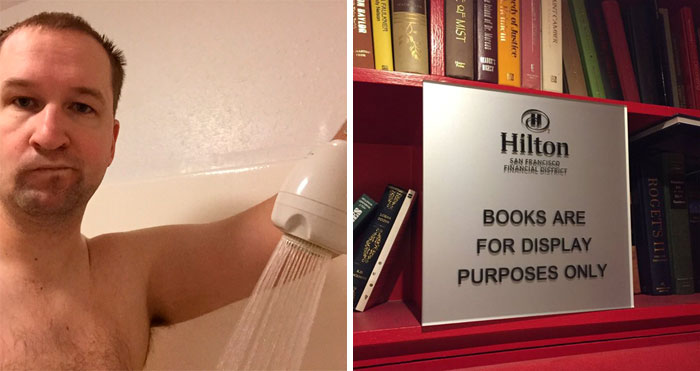 People Are Sharing The Worst Hotel Fails From Their Trips (30 Pics)