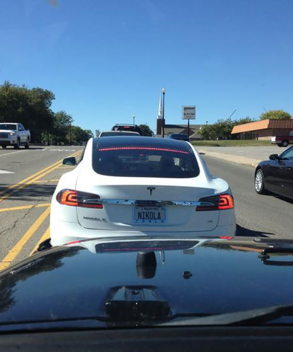 30 Of The Best License Plates That People Have Spotted On