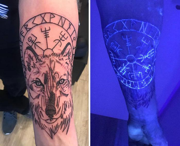 This Amazing UV Tattoo