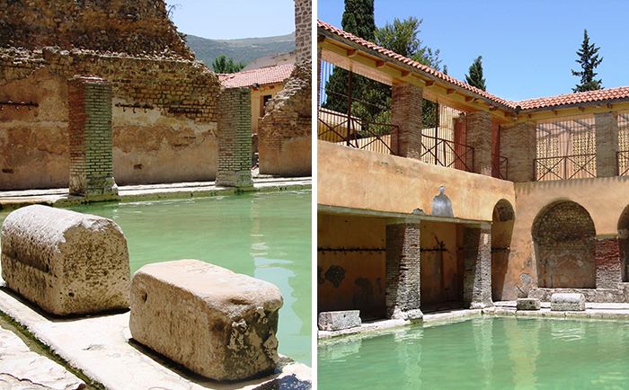 This Roman Bathhouse Was Built Over 2,000 Years Ago And Is Still Up And Running