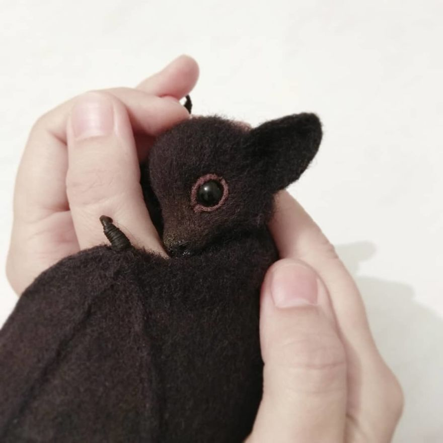 I Started Making Toys From Wool 3 Years Ago, Here Are 28 Of My Best Works