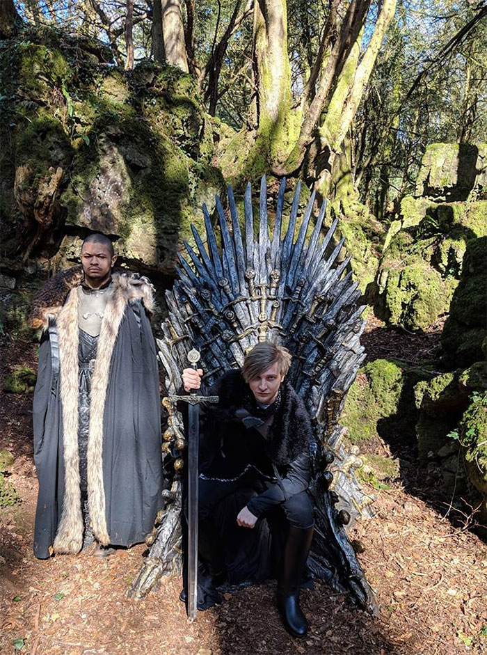 Juego de Tronos ha escondido 6 tronos por todo el mundo para una épica búsqueda, y faltan 2 por encontrar