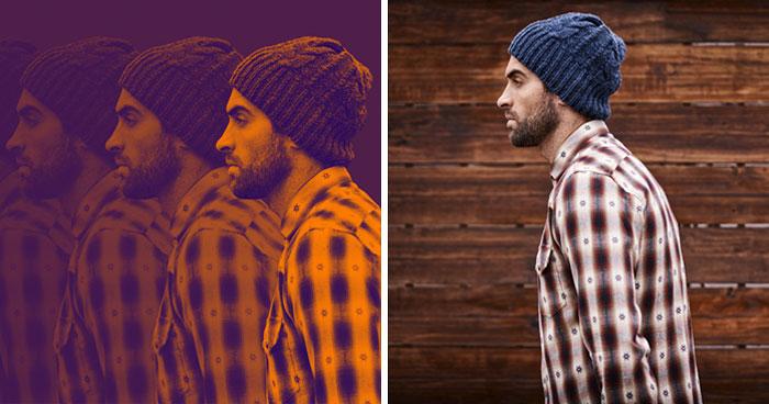 Un hipster se enfada porque han usado su foto en un artículo sobre el parecido entre los hipsters, y resulta que es otra persona