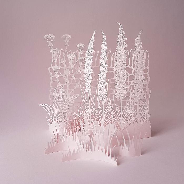 """Candy Pink"" By Pippa Dyrlaga (UK)"