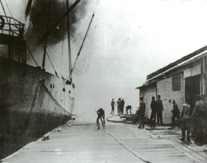 SS Grandcamp