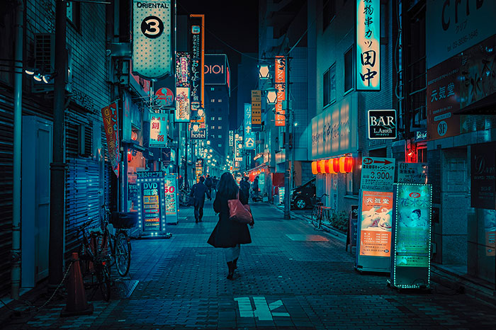 I Traveled To Japan To Photograph Its Beauty, And It Forever Changed Me As An Artist