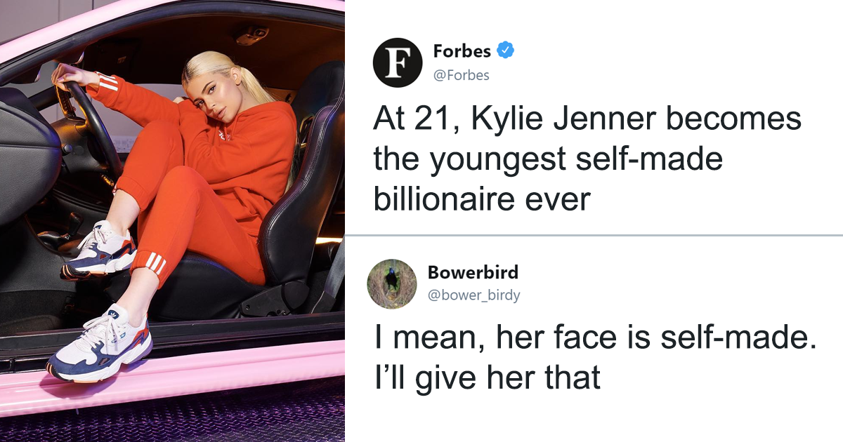 19 Hilarious Reactions To Kylie Jenner Becoming The Youngest 'Self-Made' Billionaire