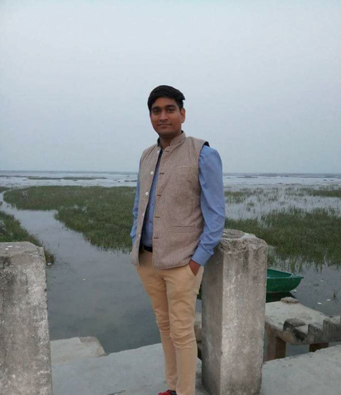A 26 Y O Man In India Is Changing The World By Example As He