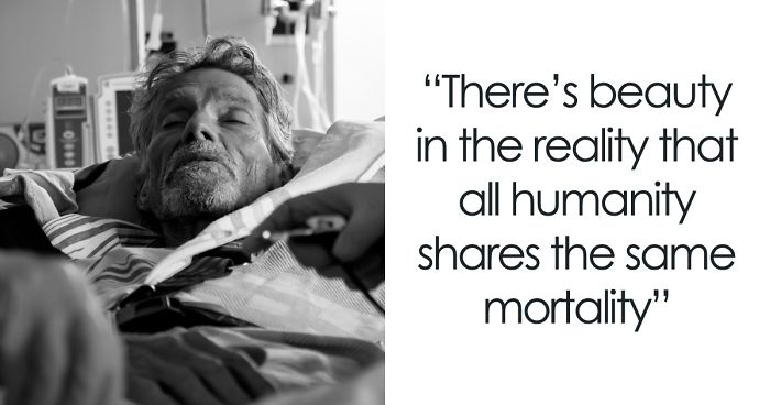 I Shared The Last 17 Days Of My Dad's Life In Pictures To Break The Silence Around Death