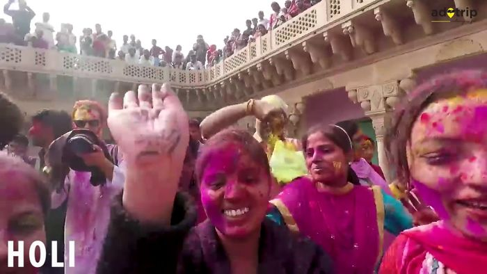 Festival Of Holi: When Colors Represent Happiness