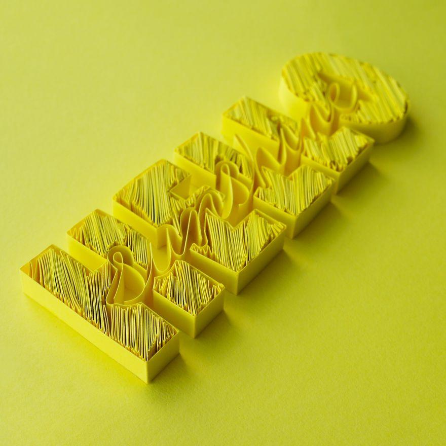 """Factory Yellow"" By Sena Runa (Turkey)"