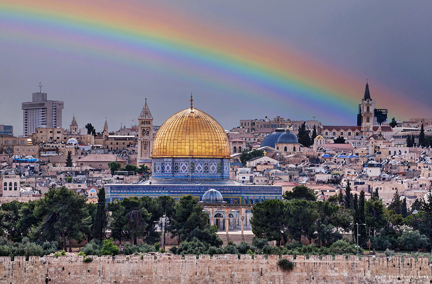 I Show Jerusalem From A Different Perspective Behind The Lens