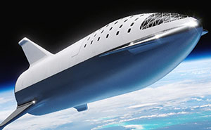 In 10 Years SpaceX Could Do Flights From London To New York In Just 29 Mins, Investors Claim