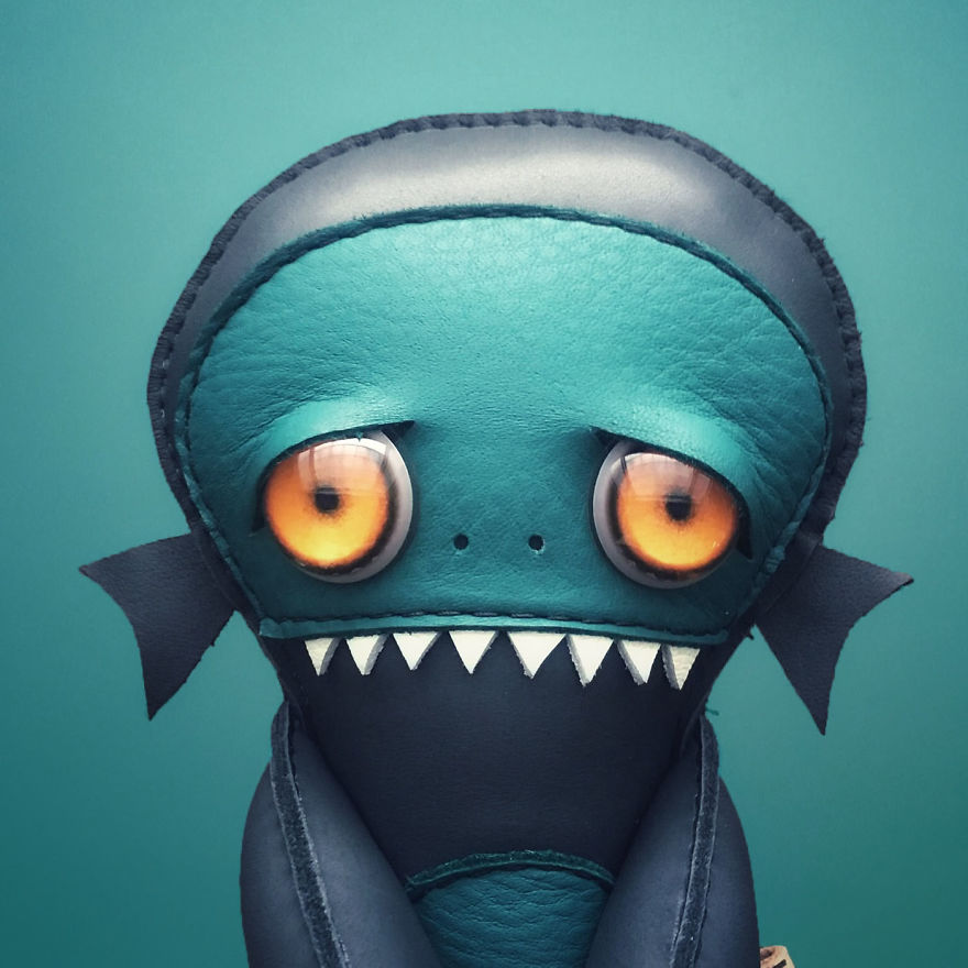 Sea Monster Theo
