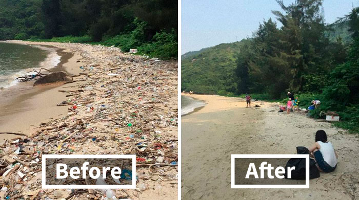 30 Of The Best Responses To #Trashtag Challenge