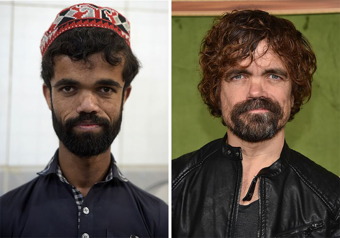 Someone Discovered This Pakistani Waiter Looks Just Like Tyrion Lannister From GoT, And Now Business Is Booming Because Of Him