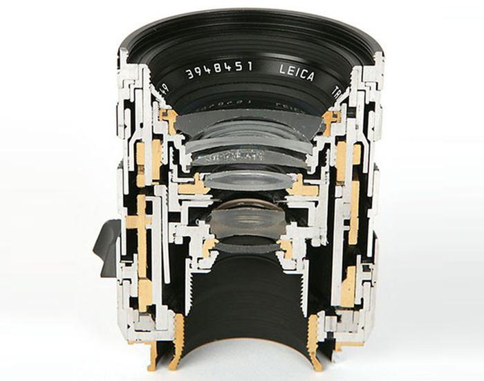 Leica Summicron lens
