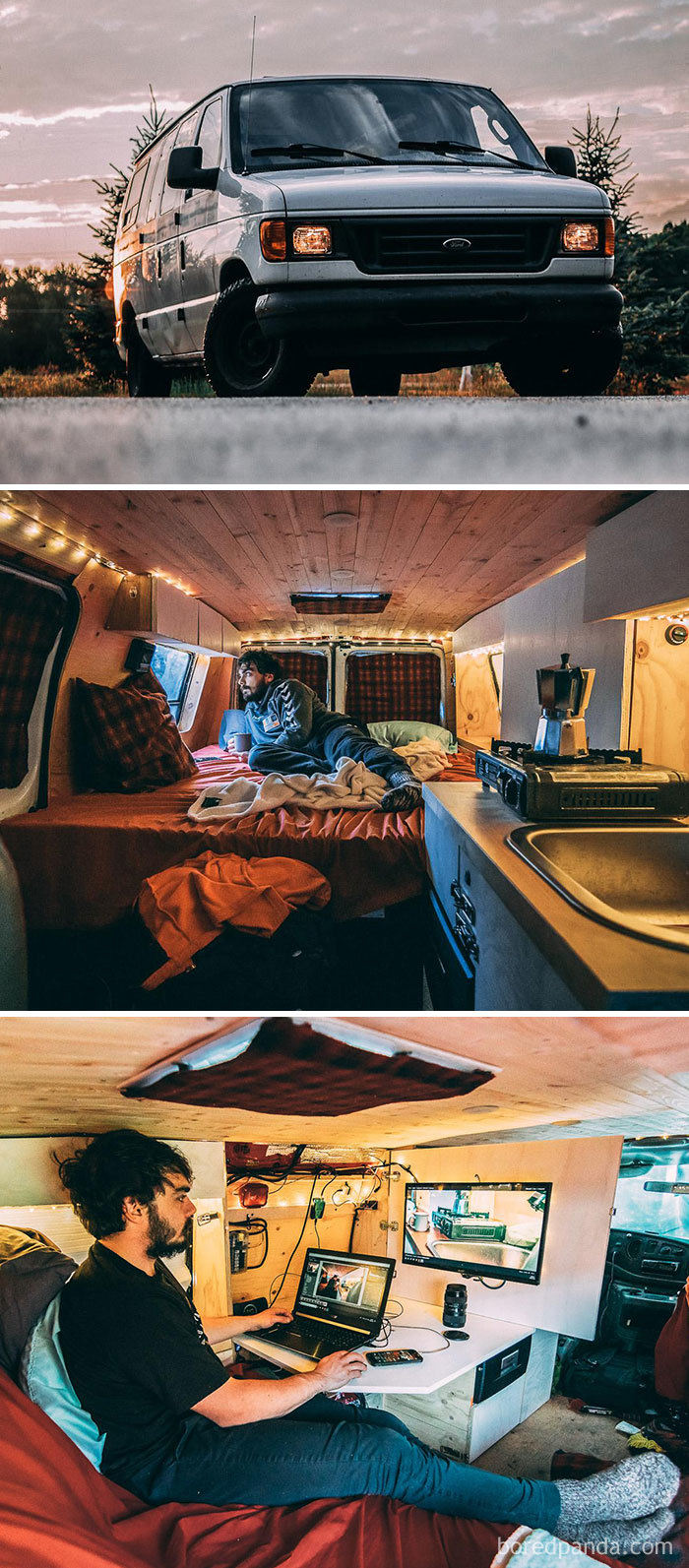 My Ford E150