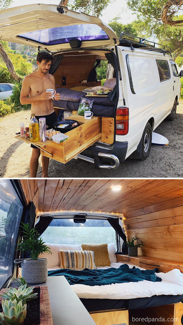 Living The Van Life And Inspiring Everyone To Get Outdoors