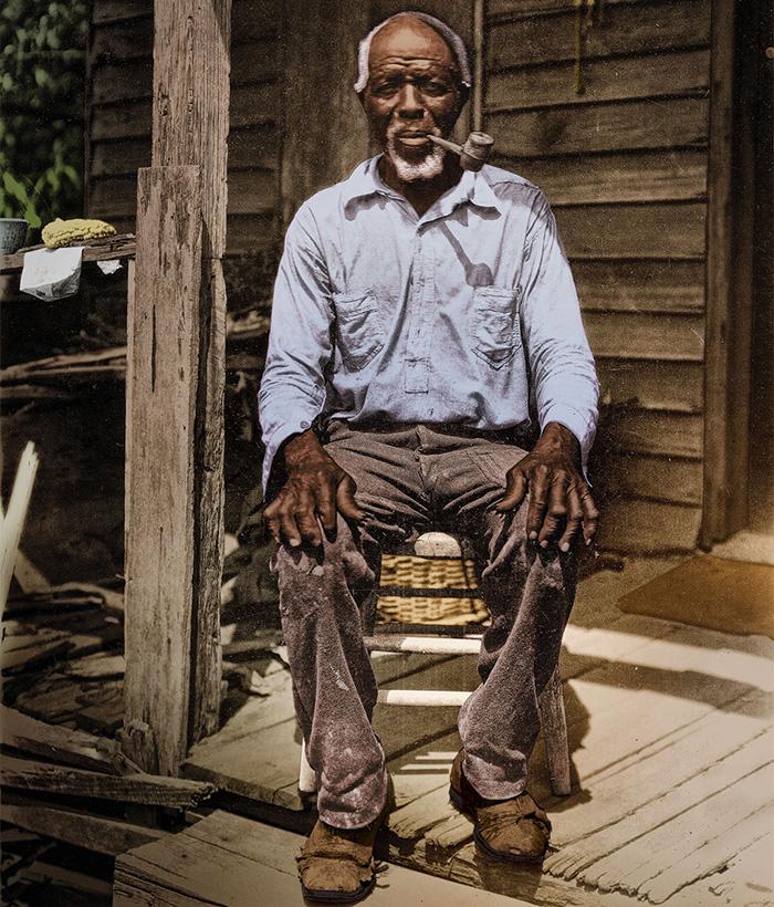 """قصة آخر ناج من تجارة العبيد(كودجو لويس) يكشف فى كتاب """"البضائع السوداء"""" رحلة سفينة""""كلوتيلدا"""""""